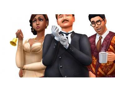 Die Sims 4: Vintage Glamour-Accessoires