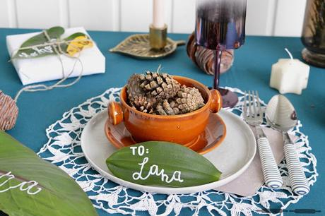 diy place card holders lettering auf orchideenbl tter christmassythingsbyverena. Black Bedroom Furniture Sets. Home Design Ideas