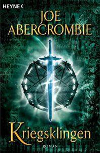 Cover: Kriegsklingen von Joe Abercrombie