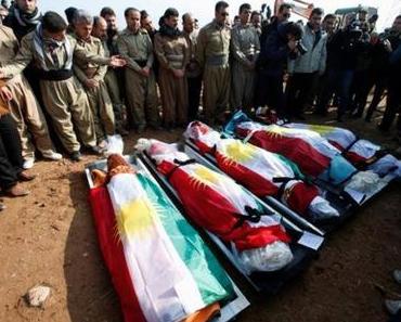 Sechs Tote durch Bombenanschlag auf iranische Kurden im nordirakischen Exil