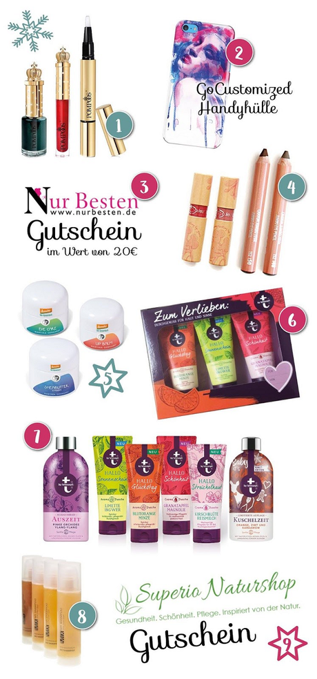 Beautyjunkies Adventskalender Türchen 24