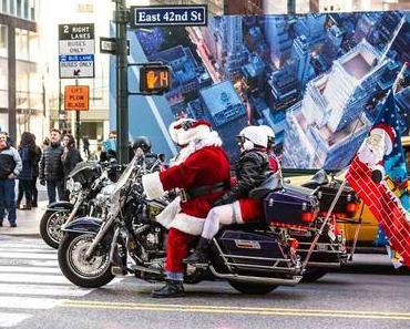 Frohe Weihnachten 2016 von den kuriosen Feiertagen