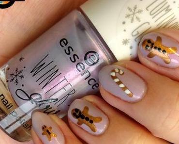 [Nails] essence WINTER glow nail polish LUMINOUS GLOW 03 LUMOSI