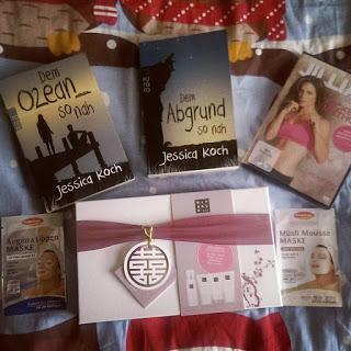 Meine Weihnachtsgeschenke.Einblick In Meine Weihnachtsgeschenke
