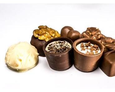 Pralinen-Tag in den USA – der amerikanische National Chocolate Candy Day