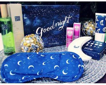 """""""Gute Nacht und träumet süß"""" - Jaimee testet die My little Goodnight Box"""