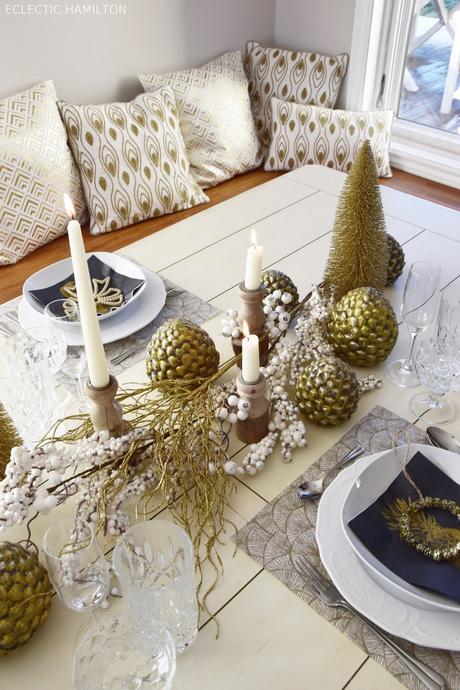 meine silvester tischdeko mit tipps ideen f r euch. Black Bedroom Furniture Sets. Home Design Ideas