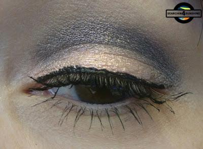 [Eyes] essence WINTER glow loose eyeshadow 02 STONECOLD & 03 GLEAMING IN THE WINTER SUN