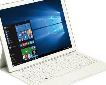 Zwei neue Windows-10-Tablets von Samsung