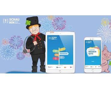 SCHAU HIN!-App – Der Medienguide für Familien