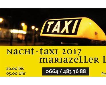 Nacht-Taxi 2017 im Mariazellerland