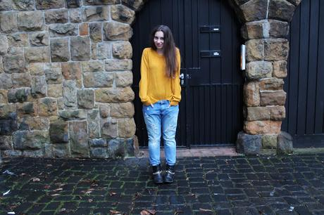 [Outfit] Bring mal etwas Farbe ins Spiel!