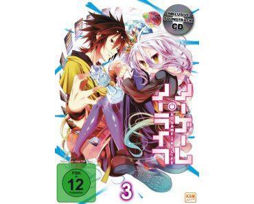 Anime Review: No Game No Life Volume 3