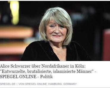 Dumm, dümmer, Alice Schwarzer
