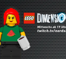 Lego Dimensions Stream Twitch nerdshiit