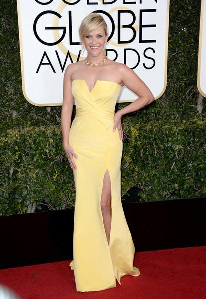 74th Golden Globe Awards Arrivals – LA