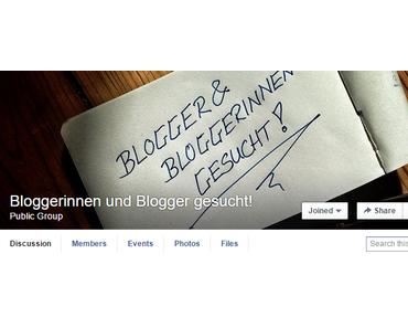 Facebookgruppen für Blogger_innen