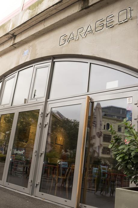 Wien: Neue Lokale braucht die Stadt! Garage01 & Chestnut