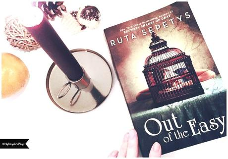 "Rezension | ""Out of the Easy"" von Ruta Sepetys"