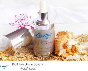 LA MER - Platinum Skin Recovery  - PRO CELL SERUM -