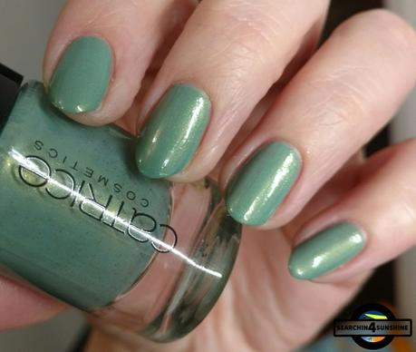 [Nails] Lacke in Farbe ... und bunt! MINT mit CATRICE ULITMATE Nail LACQUER 36 Mint Me Up