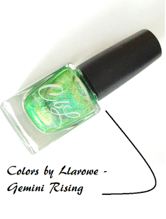 Gemini Rising [Nails]
