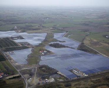 Große Solarthermie-Anlagen – neuer Weltrekord in Dänemark