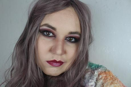 Winter Nightmare Makeup - #CircleOfMakeup 2 mit Feya Ealain