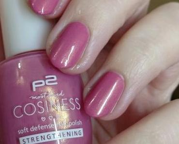 [Nails] p2 most loved COSINESS soft defense nail polish 030 pretty pink