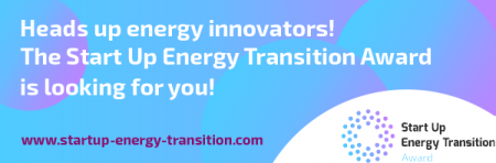 Start Up Energy Transition Award