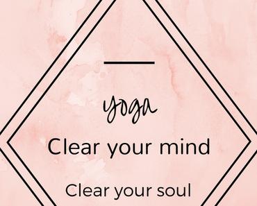 How to: Yoga eine Chance geben