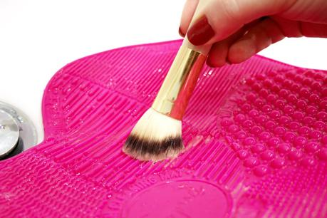 Nie mehr ohne: Brush Cleaning
