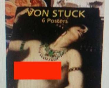 Nipplegate auf der Villa Stuck-Facebookseite