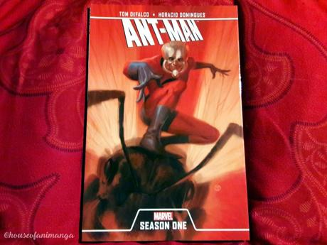 Comic Review: Ant-Man – Season One von Fuma