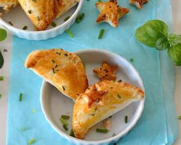 Italian Style Empanadas mit Blätterteig