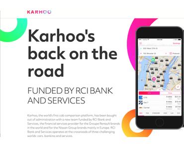 Renault kauft Reste von Karhoo