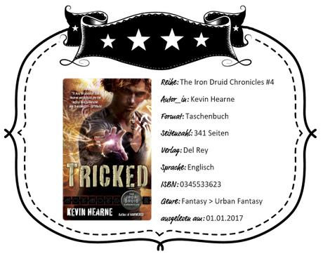 Kevin Hearne – Tricked