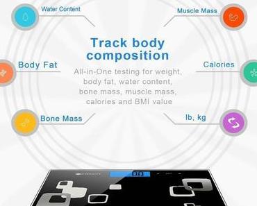 Produkttest: Etekcity Fitness Personen-u. Küchenwaage