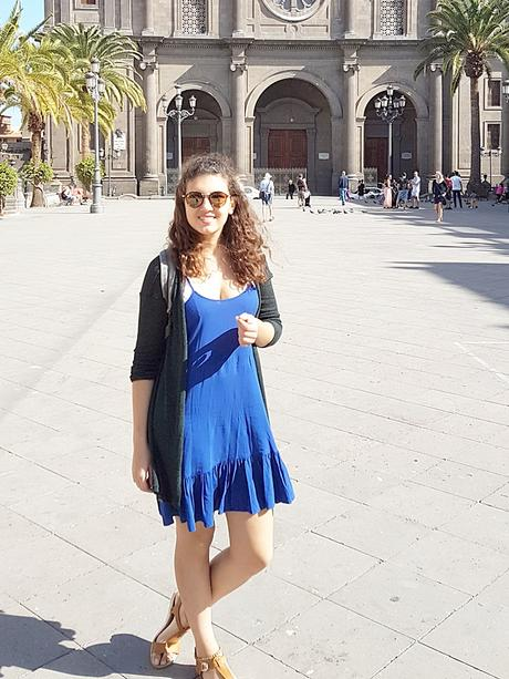 Gran Canaria: Sommeroutfits im Winter #1