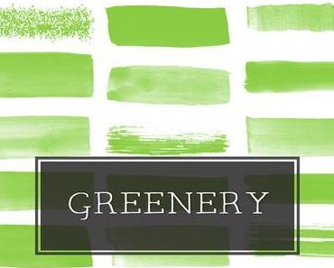 Greenery – Pantone® kürt die Farbe des Jahres 2017