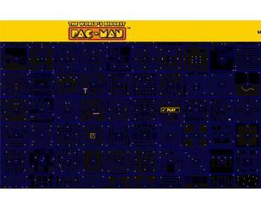 The World's Biggest Pac-Man