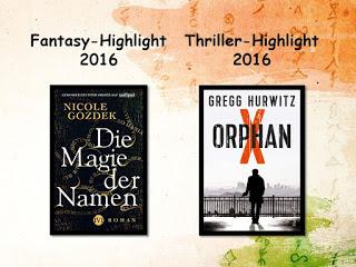 Buchhighlights 2016