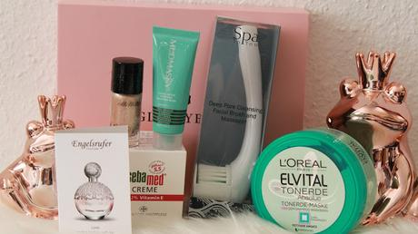 Glossybox Hello Beauty Edition Januar 2017