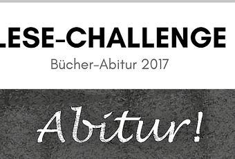 challenge b cher abitur 2017. Black Bedroom Furniture Sets. Home Design Ideas