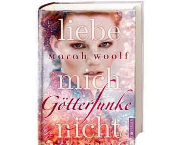 Ich bin Buchbotschafter für Marah Woolf !