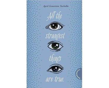 Wishlist #28; #WunschFreitag – All the strangest things are true