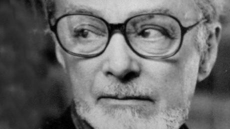 Italienische Schriftsteller Primo Levi