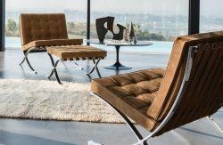 Barcelona-Chair: ein Sessel de luxe