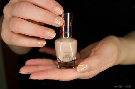 Sally Hansen Color Therapy Nagellack 201 Re-nude
