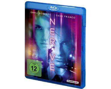 """Gewinnt die Blu-ray zu """"Nerve"""" mit Emma Roberts & Dave Franco"""